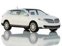 Lincoln MKT SUV 2009
