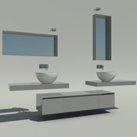antonio lupi urna 3d model