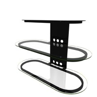 entertainment center tv stand 3d model