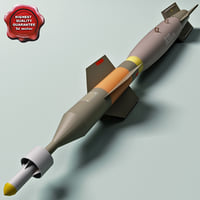 Aircraft Bomb GBU-12 PAVEWAY I