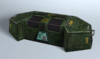 SciFi AmmoCrate