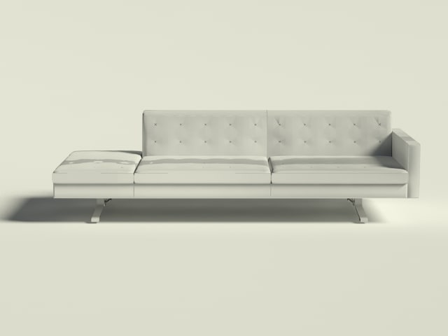 Poltrona Frau - Kennedee - 2 Seater Sofa 1 arm dx bench sx.jpg
