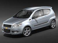 Chevrolet Aveo 3door