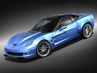 Chevrolet Corvette ZR1 2008-2012