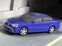 Chevrolet Malibu 2006-2010