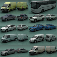 10 - City cars models B