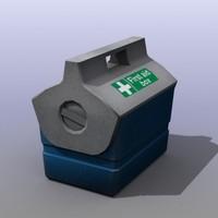 maya aid box