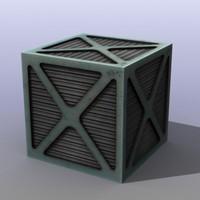 box games 3d model