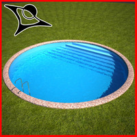 Swimming Pool Round