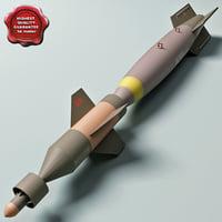 Aircraft Bomb GBU-16 PAVEWAY II