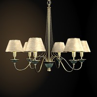 BAGA TRADTIONAL CHANDELIER CLASSIC 598 ANNIVERSARY