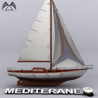 mediteranea 46 3d 3ds