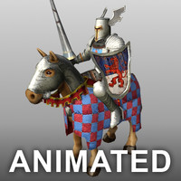 Knight_mounted