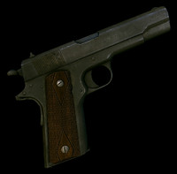 Colt M1911 (Game Ready)