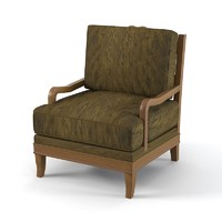 Traditional Armchair Country house modern chair