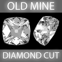 Old Mine Diamond cu