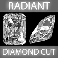 radiant diamond cut 3d 3ds