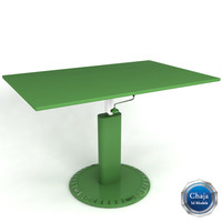 360º Table - Konstantin Grcic