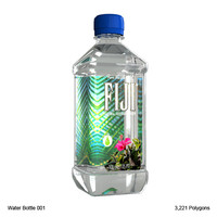 Bottled Water 001