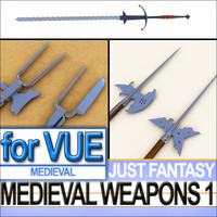 Medieval Weapons Vol. 1