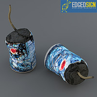 IED (soda-based improvised grenade)