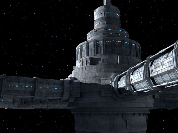 Space Station 3D-models - Pics about space