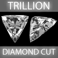 Trillion Diamond cut