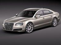 Audi A8 LED 2011