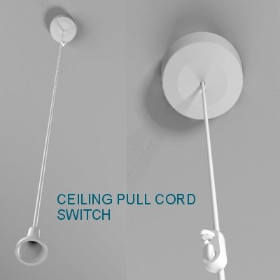 Ceiling switch pull cord b&q