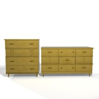 1950s dresser max