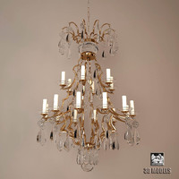 Vaughan Chandelier CL34