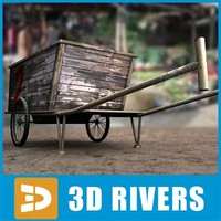 Chinese cart by 3DRivers