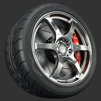 Volk Racing G2 Wheel