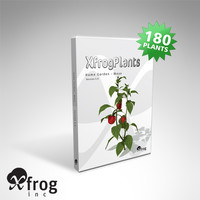 XfrogPlants Home Garden DVD