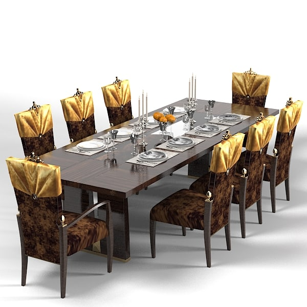 lanpas art deco neo classic dining table chair high appointments modern contemporary luxuryjpg art deco dining table high