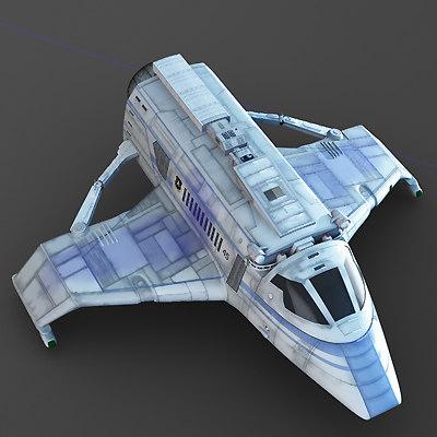 sci fi space shuttle craft - photo #21