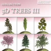 tree collection 03
