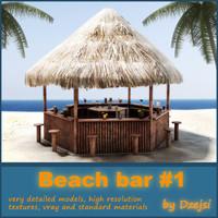 Beach bar #1