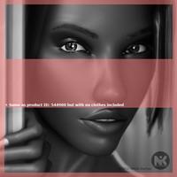 max realistic female nia 2nude