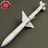 Aircraft Missile AGM-88 HARM