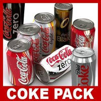 Coke Cans Pack
