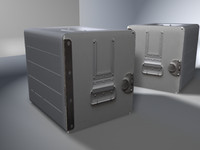 box catering 3d model