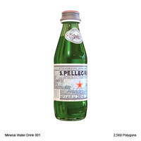 Mineral Water Drink 001