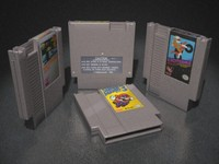 nintendo cartridge nes cart 3d max