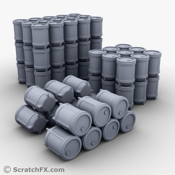 BARREL SET (5)