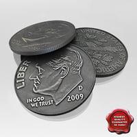 USA Coin 1 dime