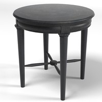 Drexel side lamp table occasional classic trasitional country