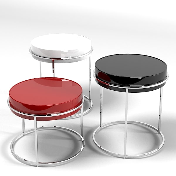 Nube itatlia link 3d model - B b italia link table ...