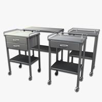 room carts 3d max