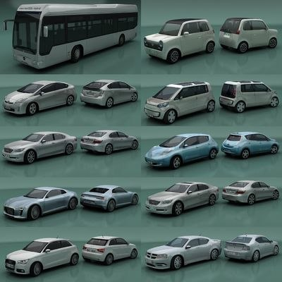 10 - City cars models C